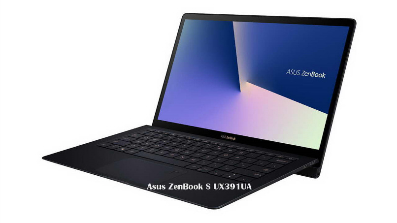 Asus ZenBook S UX391UA drivers for windows - webcam driver