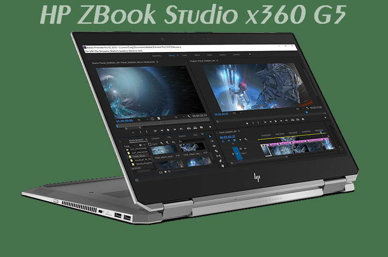 HP ZBook Studio x360 G5 drivers for windows - webcam driver