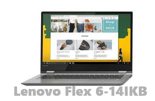 Lenovo Flex 6-14IKB drivers for windows - webcam driver, wireless